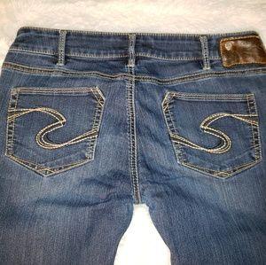 Silver Jeans November Jegging 30 w30/l29